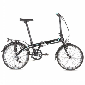 Folding Bike Special Vybe D7 Obsidian