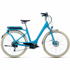 Electric Bike Elly Ride Hybrid 400