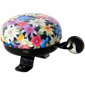 Bicycle Bell Funny Bell Mixed Blossoms