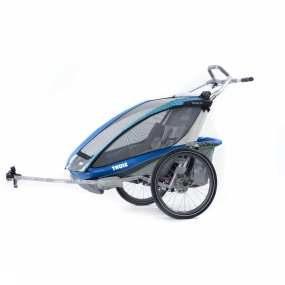 Chariot Cx2 + Cycle