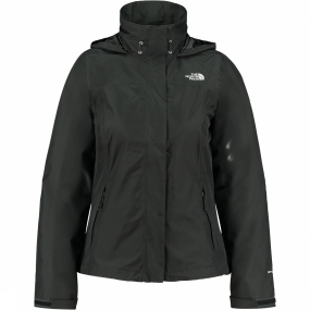 The North Face SANGRO Outdoorjas Zwart