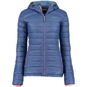 Atlas Down Hooded Jas Dames