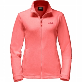 Kiruna Fleece Vest Dames