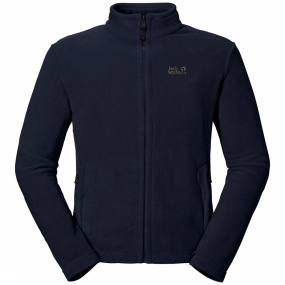 JACK WOLFSKIN Ademend fleece-jack Moonrise