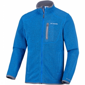 Columbia - Altitude Aspect Fz - Fleecejack - maat S, blue