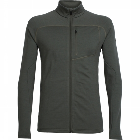 MT Elliot LS Zip Vest