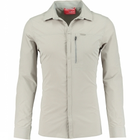 Craghoppers NOSILIFE PRO Casual overhemd parchment