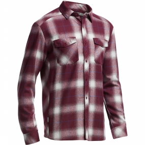 Lodge L/S Flannel Overhemd