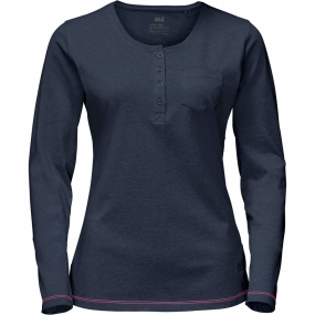 Essential Longsleeve Shirt Dames