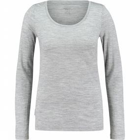 Crush L/S Scoop Shirt Dames