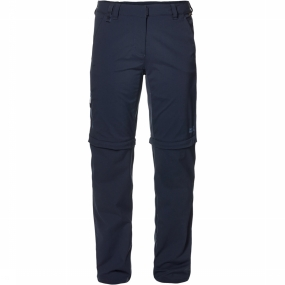 Activate Light Zip Off Broek Dames