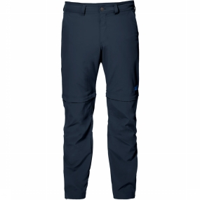 Canyon Zip Off Broek Long
