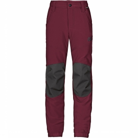 Rascal Winter Softshell Broek Junior