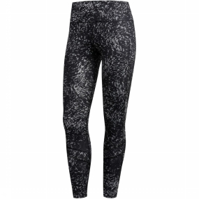 Adidas Legging How We Do Tight voor dames - Zwart