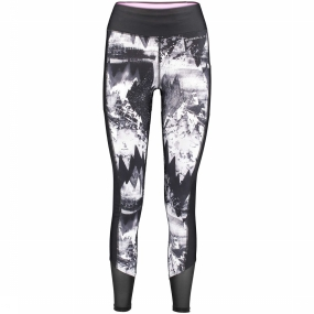 O'Neill Legging Pw Mountain Print Legging voor dames - Zwart