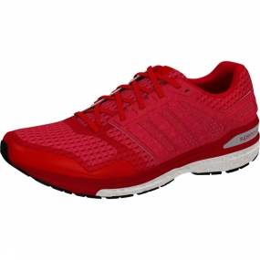 Adidas Schoen Supernova Sequence Rood