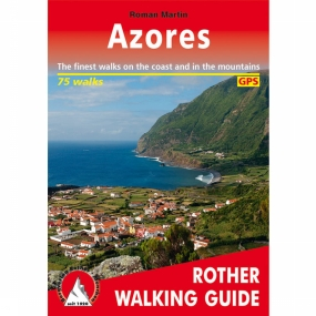 Azores Gps Walking Guide
