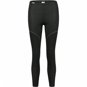 Odlo Ladies Pants Long X-Warm Black (M)