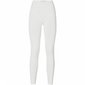 Odlo Ladies Pants Long Evolution Warm White (M)