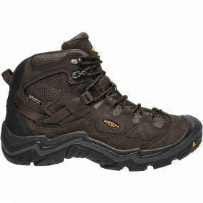 Keen DURAND MID WP Bergschoenen cascade brown/dark earth