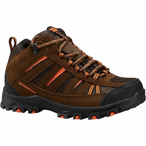Columbia PISGAH PEAK MID WATERPROOF Bergschoenen mud