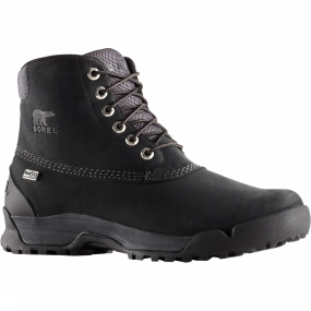 Sorel PAXSON 6 OUTDRY Veterlaarsjes black/shark