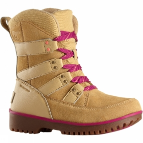 Sorel MEADOW Snowboots curry/deep blush