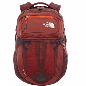 The North Face Recon Sequoia Red/Acrylic Orange