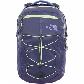 The North Face BOREALIS Rugzak crown blue/budding green