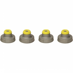 NATHAN Push-Pull Caps (Pack of 4)