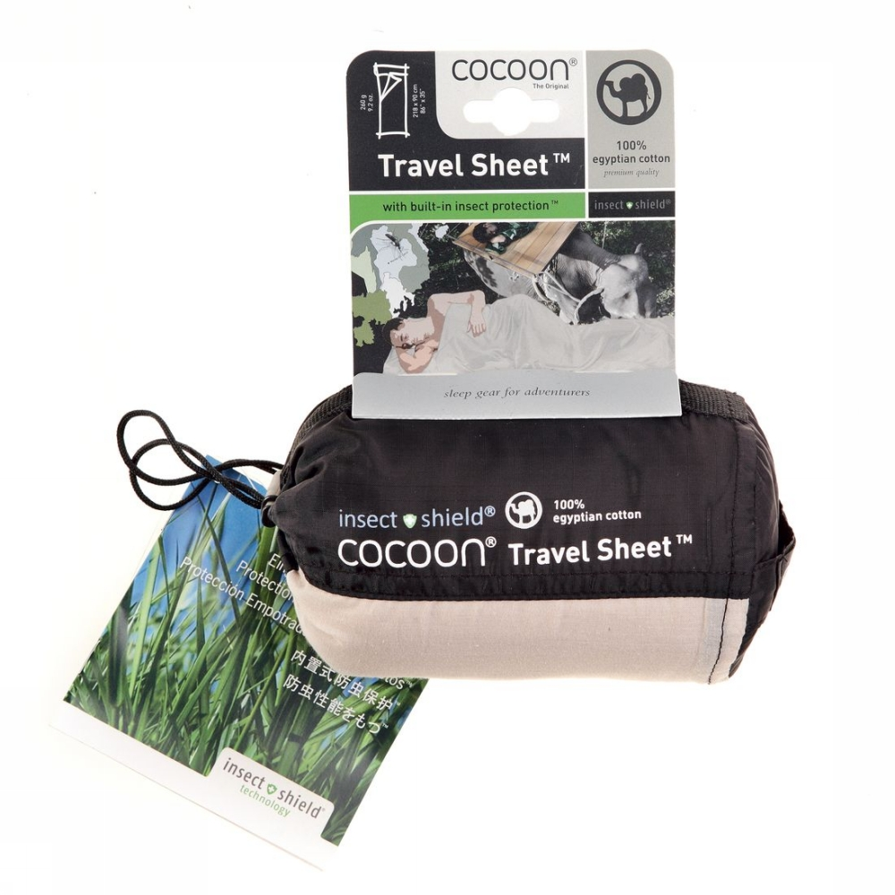 Cocoon insect shield travelsheet