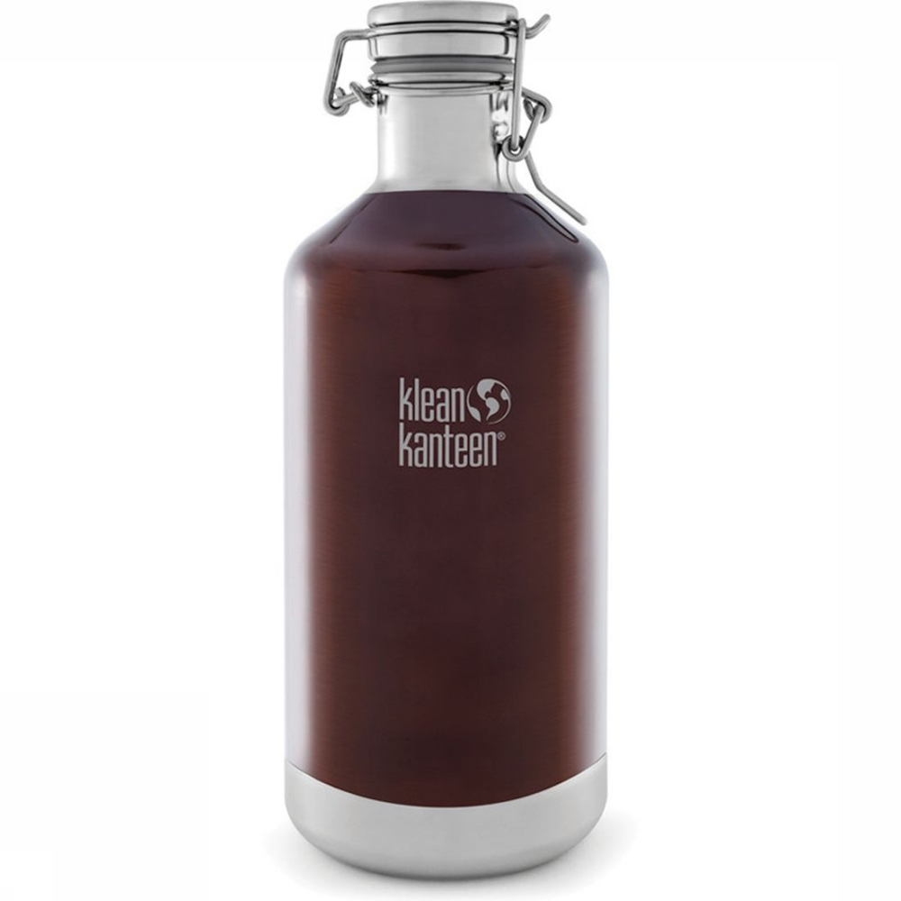 Klean Kanteen Bouteille Isolante Growler Insulated 32oz - Brun