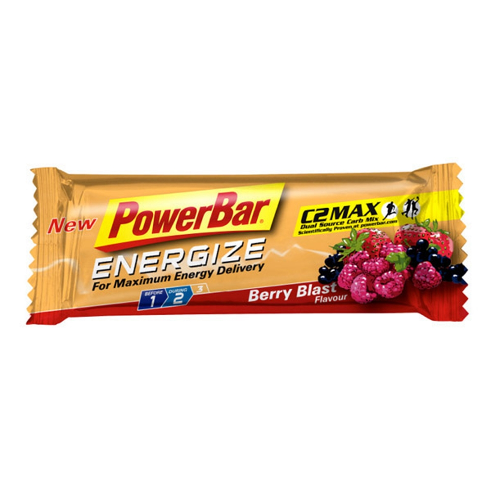 Powerbar Barre Energize Berry C2 Max | A.S.Adventure
