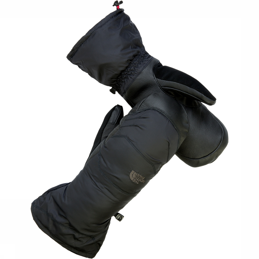 Afbeelding van The North Face Nuptse Want Zwart