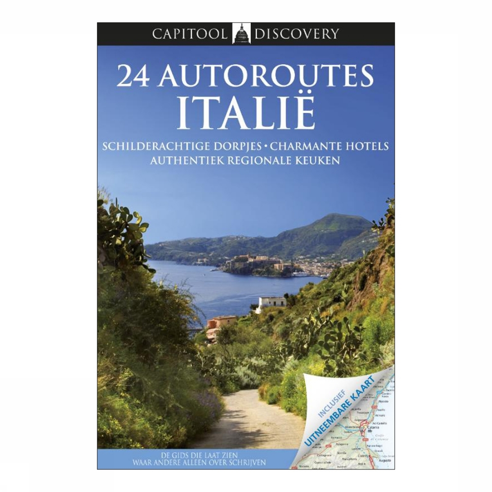 Capitool discovery 24 autoroutes en italie carte a s for Discovery 24 shop