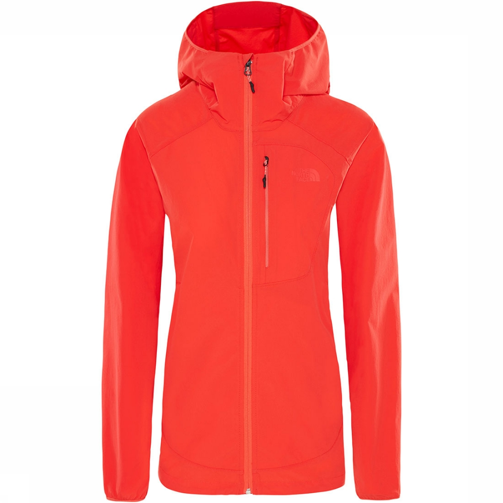 Afbeelding van The North Face Northdome Wind Jas Dames Rood