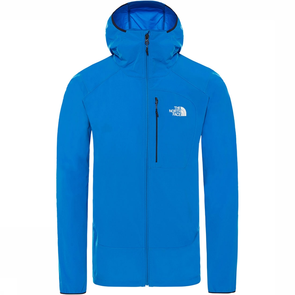 Afbeelding van The North Face Northdome Wind Jas Blauw