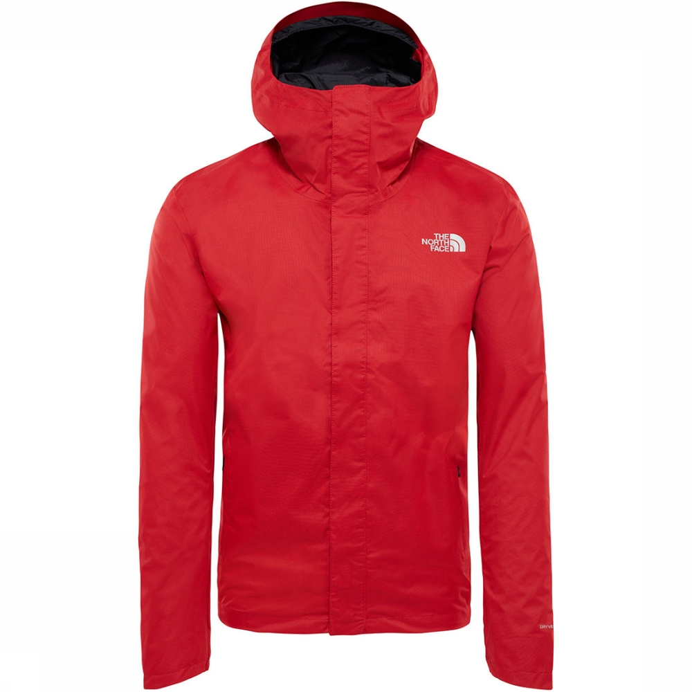 Afbeelding van The North Face Tanken Zip-In-Jas Rood