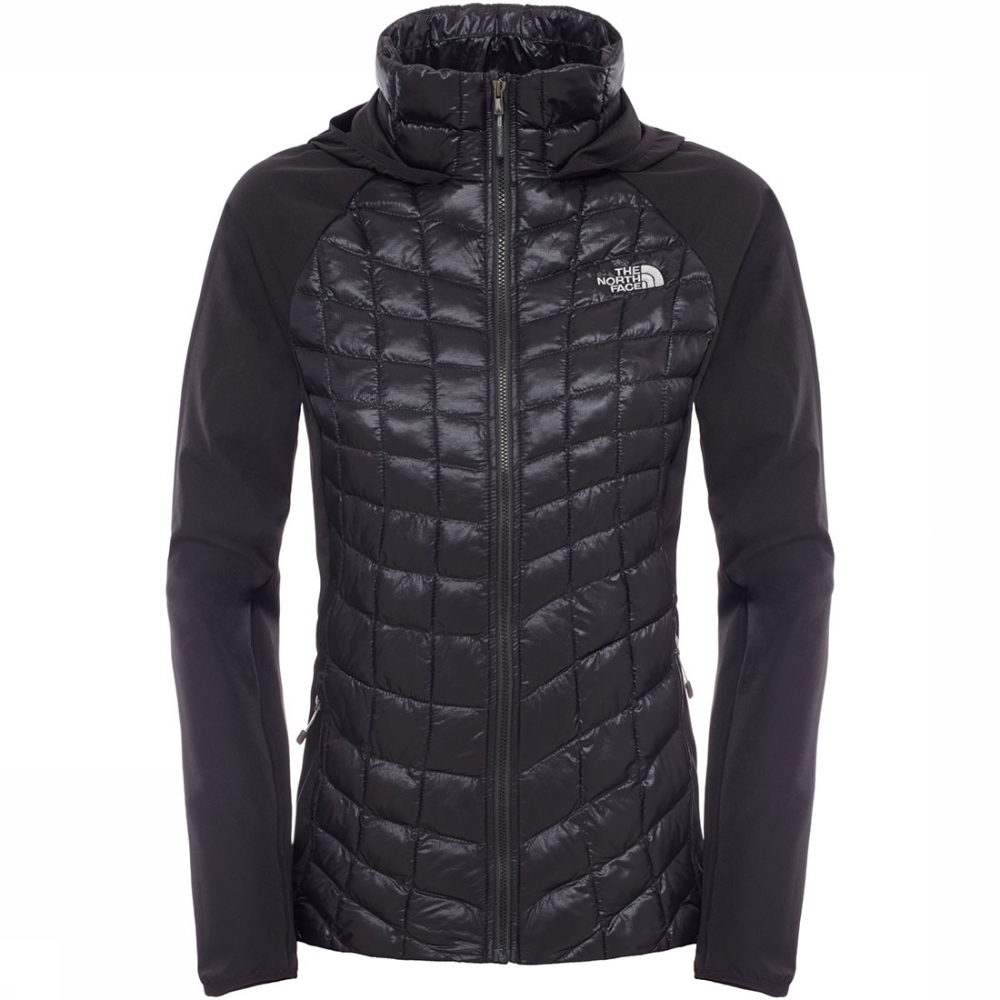 the north face thermoball hybrid hoodie dames bever. Black Bedroom Furniture Sets. Home Design Ideas