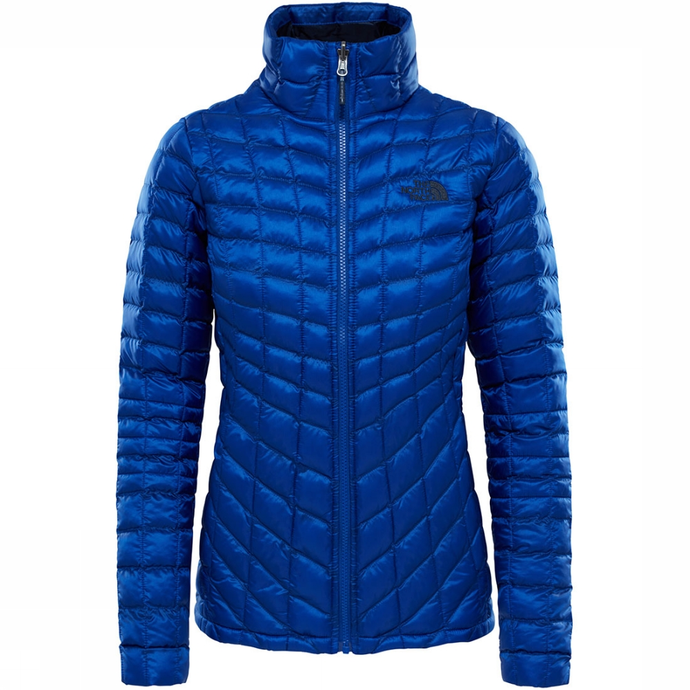 Afbeelding van The North Face Thermoball Zip-in-jas Blauw