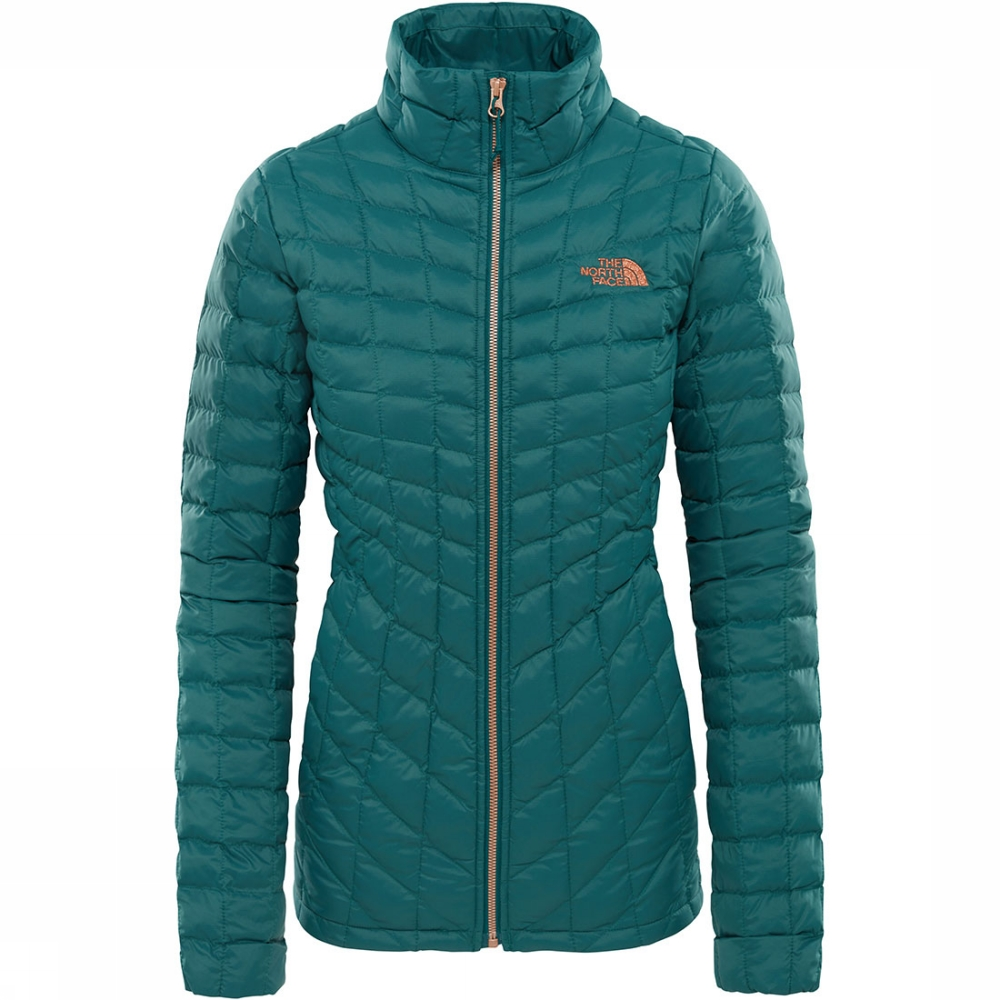 Afbeelding van The North Face Thermoball Jas Dames Groen