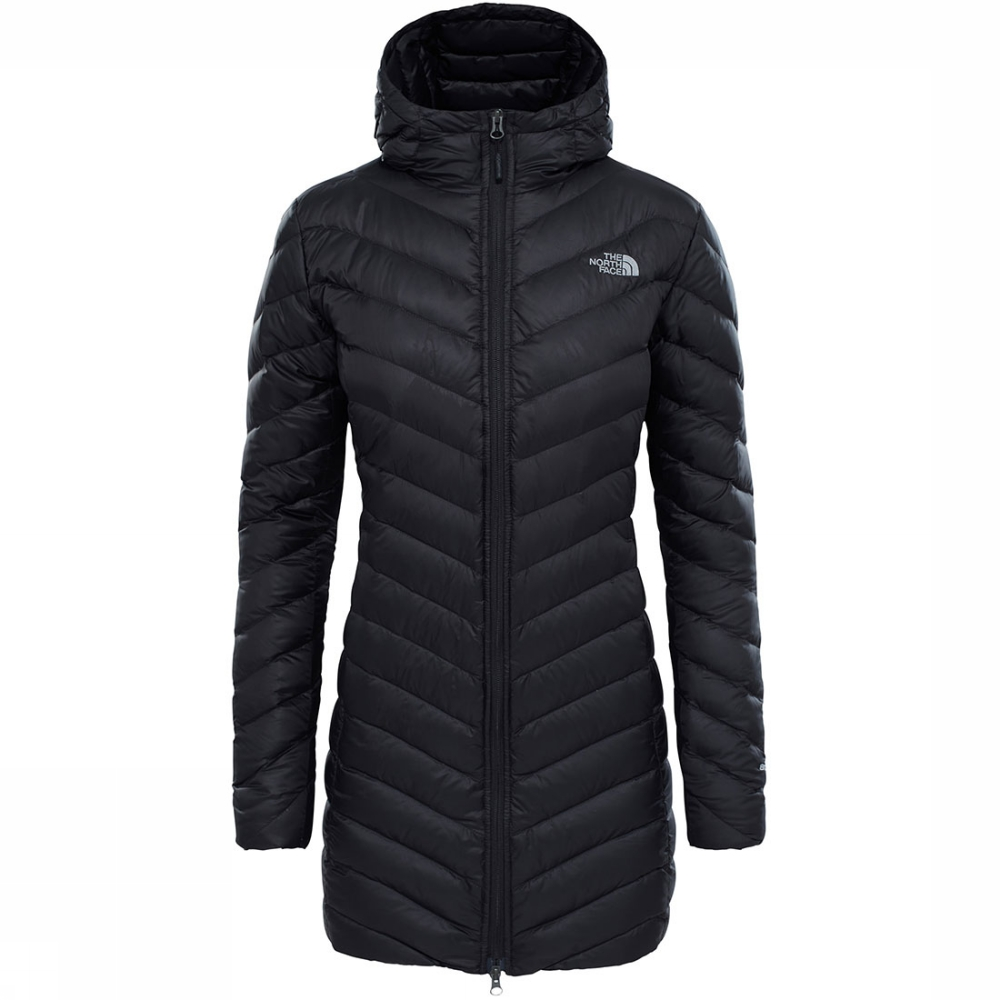 Afbeelding van The North Face Trevail Parka Dames Zwart