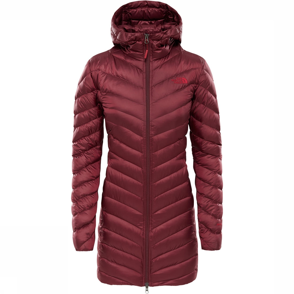 Afbeelding van The North Face Trevail Parka Dames Paars