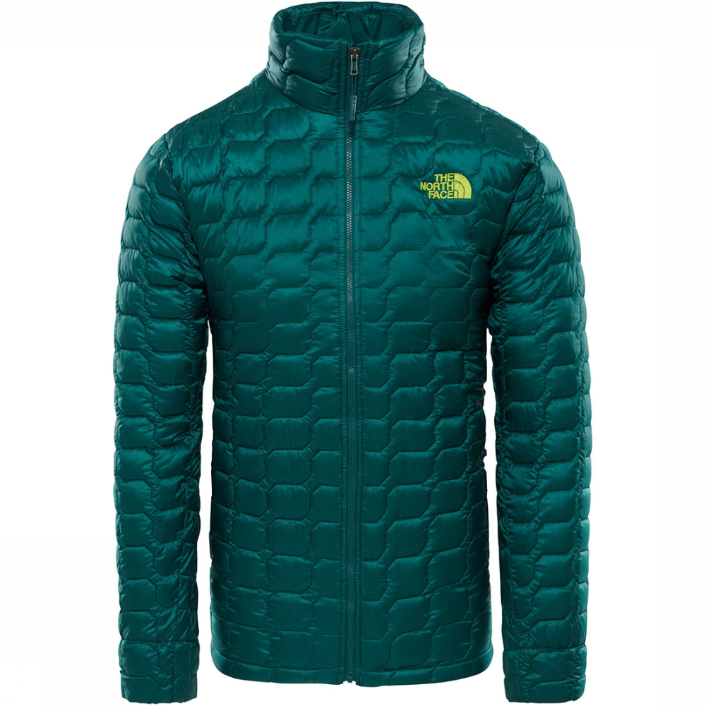 Afbeelding van The North Face Thermoball Jas Groen