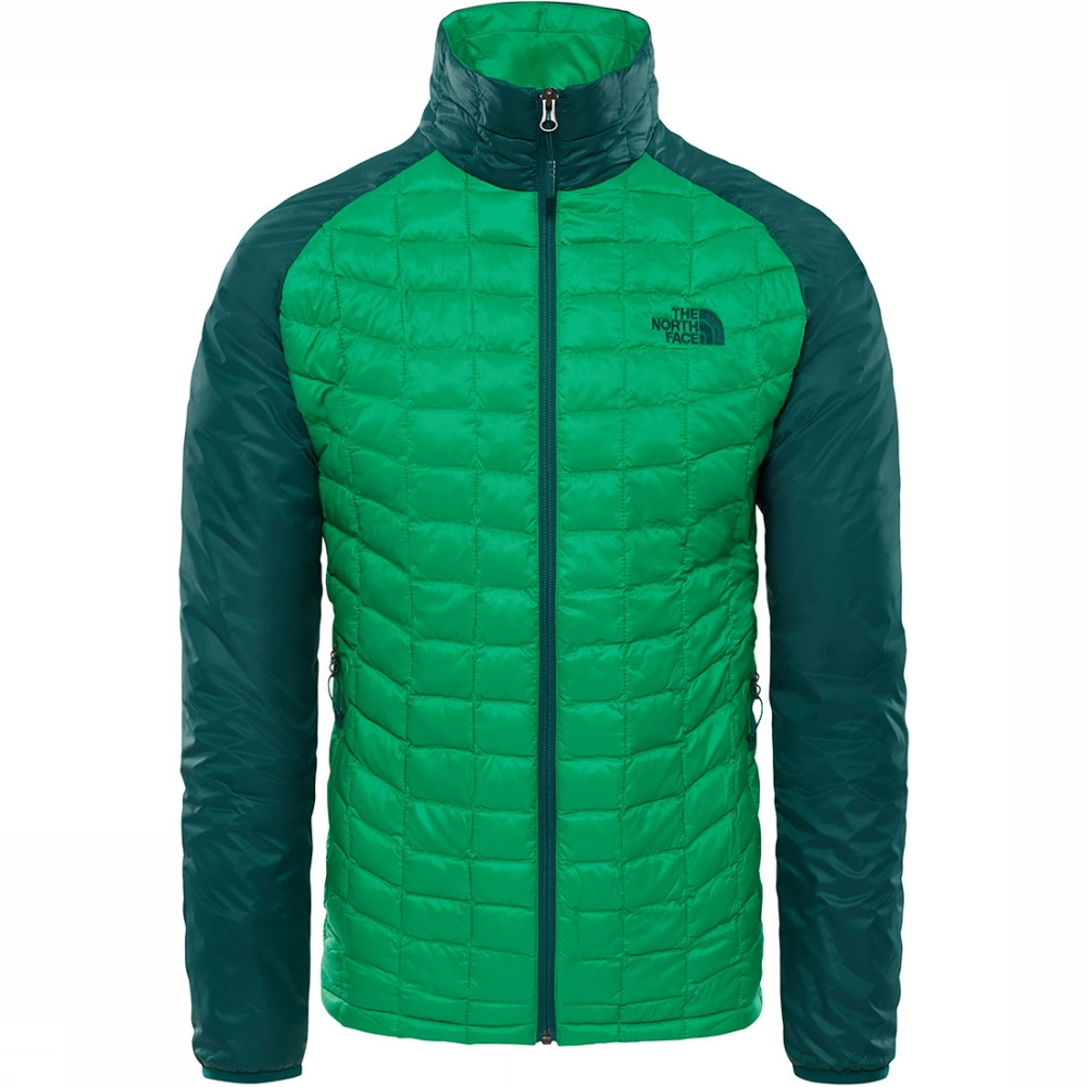 Afbeelding van The North Face Thermoball Sport Jas Groen