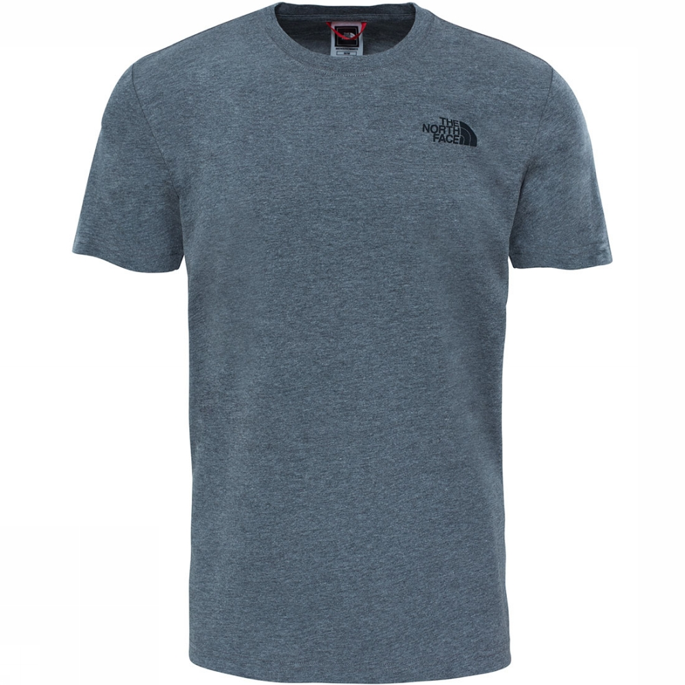 Afbeelding van The North Face Red Box T-shirt Grijs