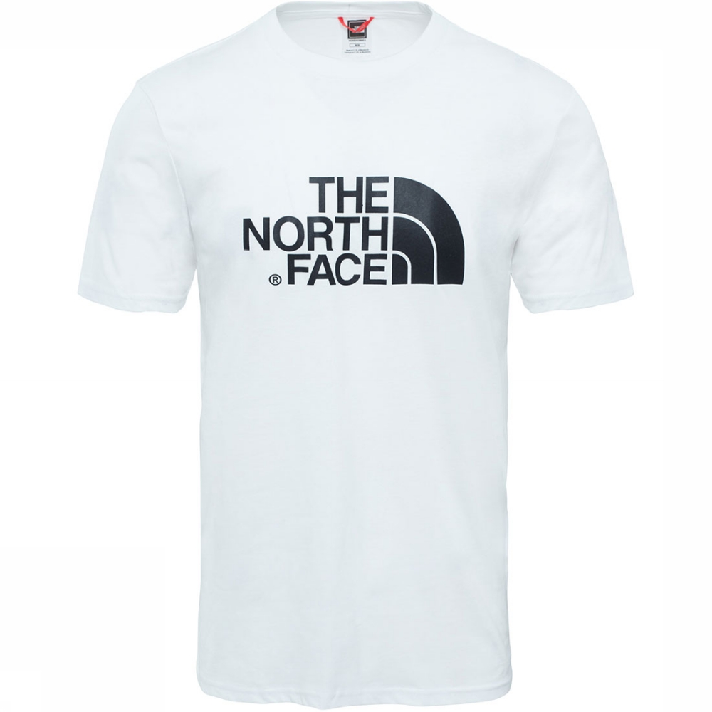 Afbeelding van The North Face Easy Tee T-shirt Wit
