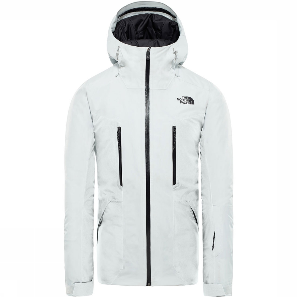 Afbeelding van The North Face Mount Bre Ski Jas Wit/Zwart