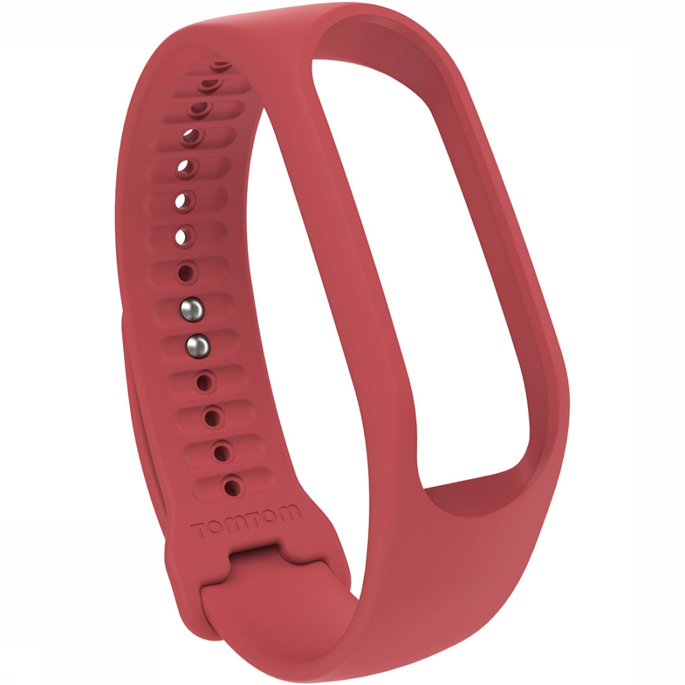 Afbeelding van TomTom Touch Fitness Tracker Large Horlogeband Rood