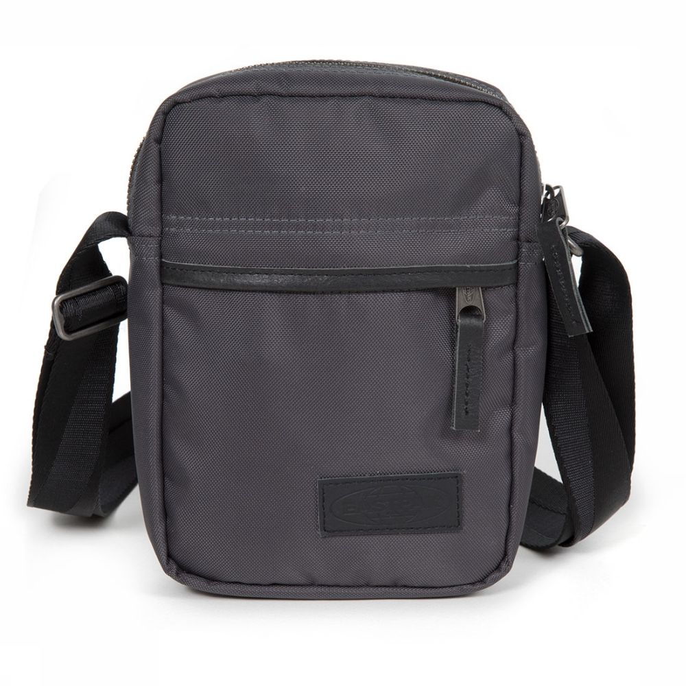 Eastpak The One crossbodytas zwart en grijs